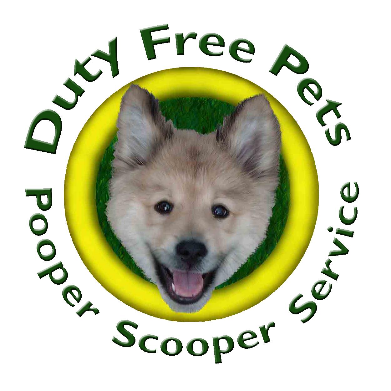 Duty Free Pets Colorado's Pooper Scooper Service